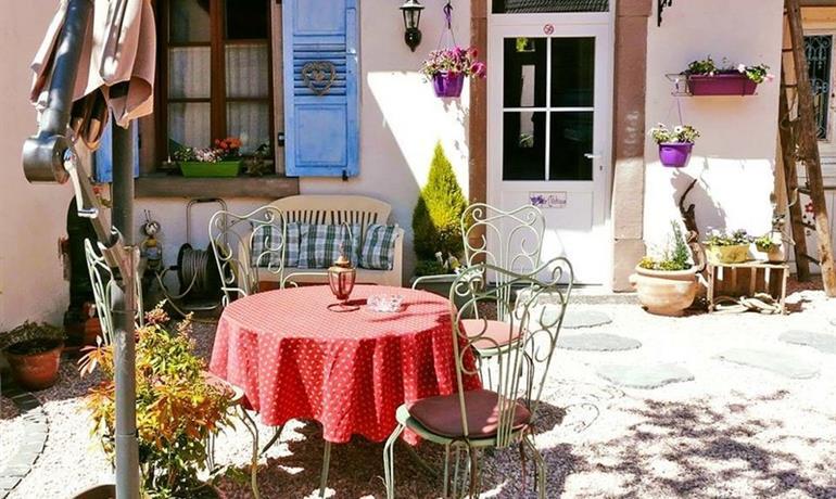 Gîtes & spa Chez la Mère Michel – Gîte Colchique
