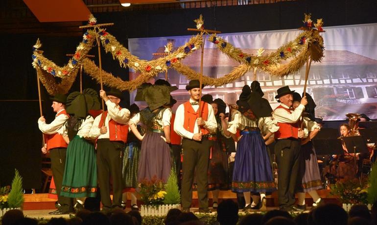 Association de musique et de danse folklorique