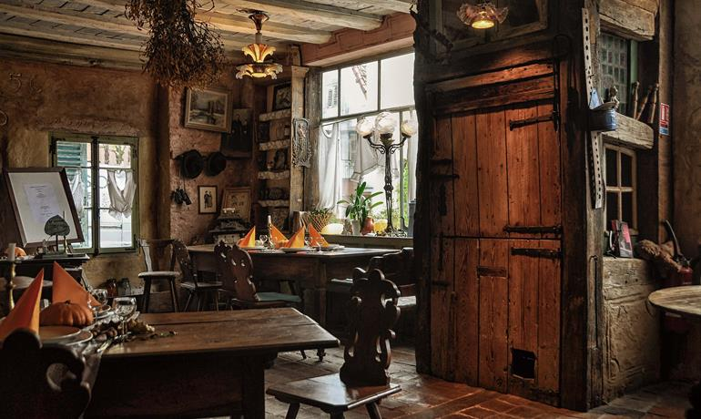 Restaurant - L'Orgelstubb