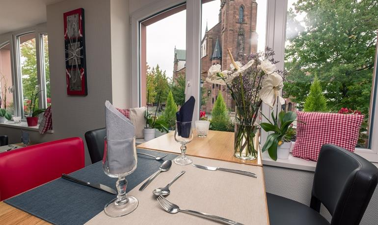 Restaurant - Notre Dame - Gabrielle DAULL