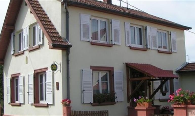 Cottage of Marie-Claire Gérard