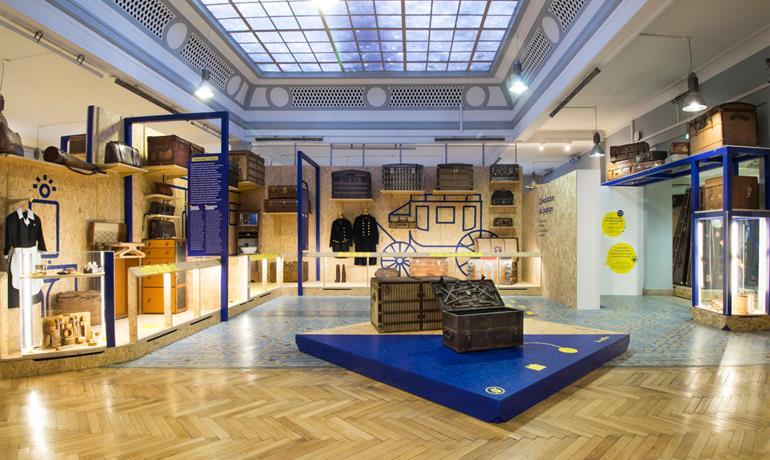 Visite guidée du Musée du Bagage - Studio Cynara