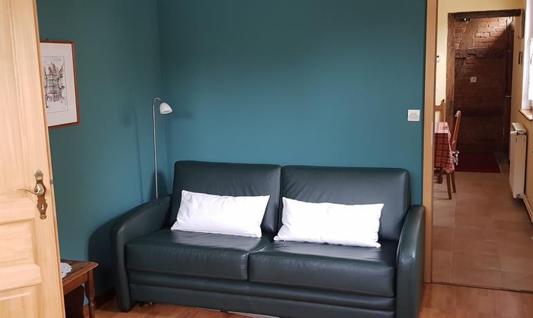 Gästehaus - Das blaue Haus