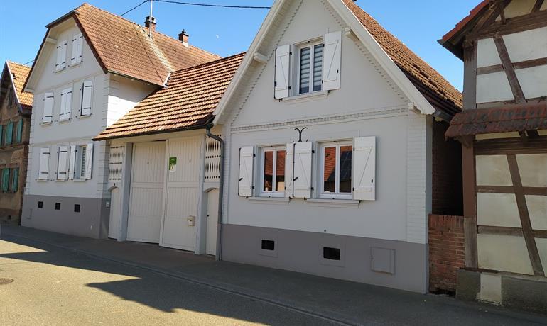 Gîte - La casa de Weitbruch - M. Dubois