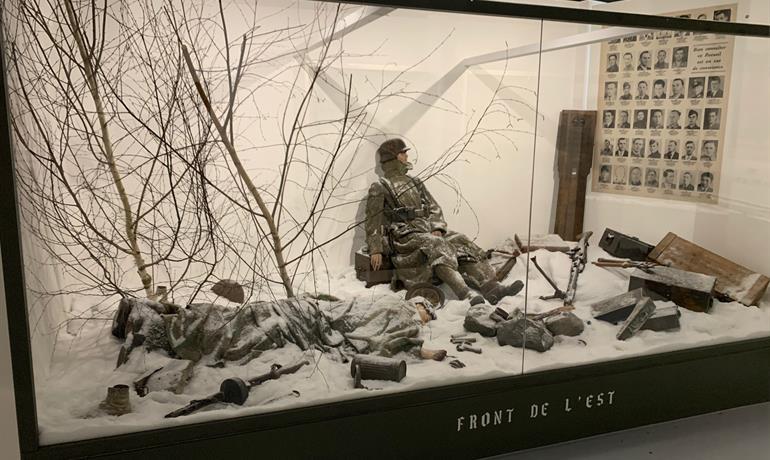 Musée Mémorial des Combats et de la Libération en Alsace du Nord