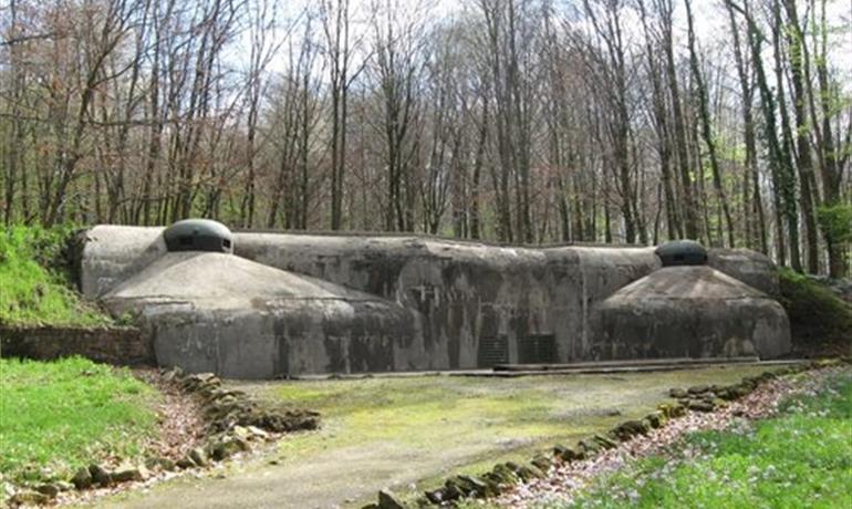 Musée de la ligne Maginot de Schoenenbourg
