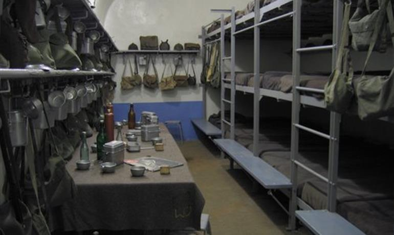 Musée de la ligne Maginot - Fort de Schoenenbourg