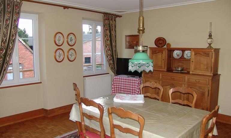 Furnished from M. LEININGER - Rural house 31
