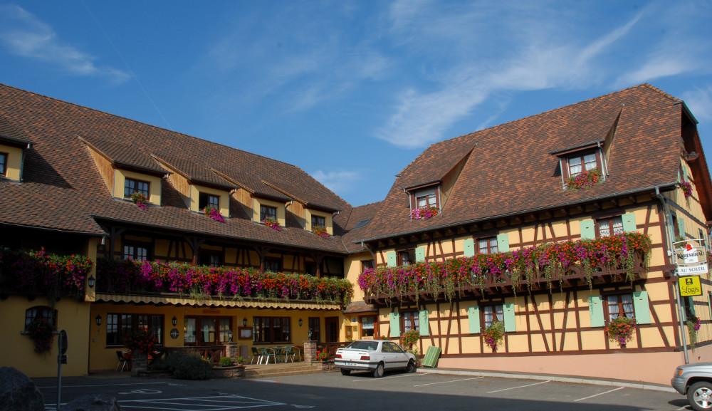Restaurant Au Soleil - Wahlbach - 68130 - Agenda - F473
