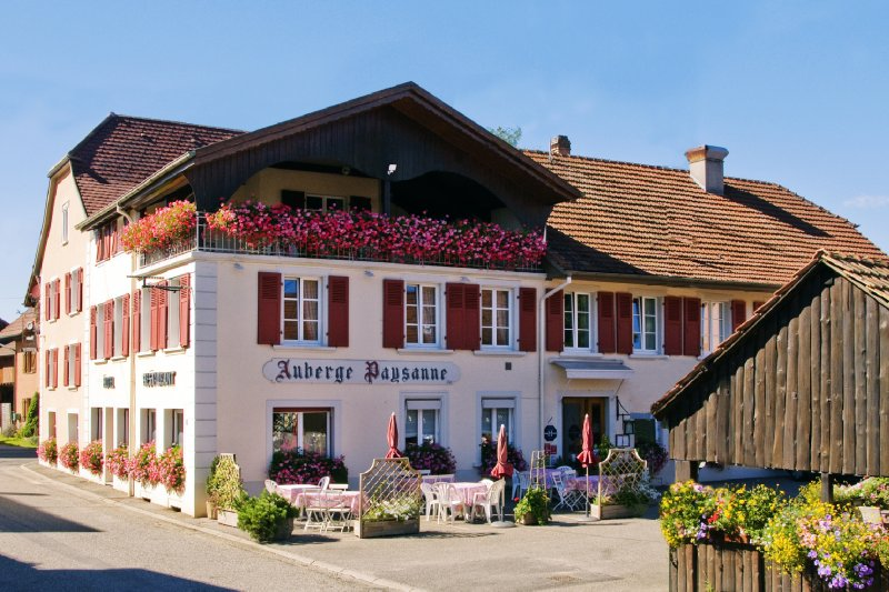 Auberge and Hostellerie Paysanne LUTTER