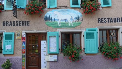 Restaurant au Cheval blanc FERRETTE