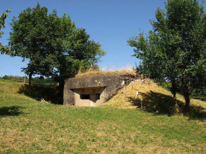Kasemattenpfad - Bettlach
