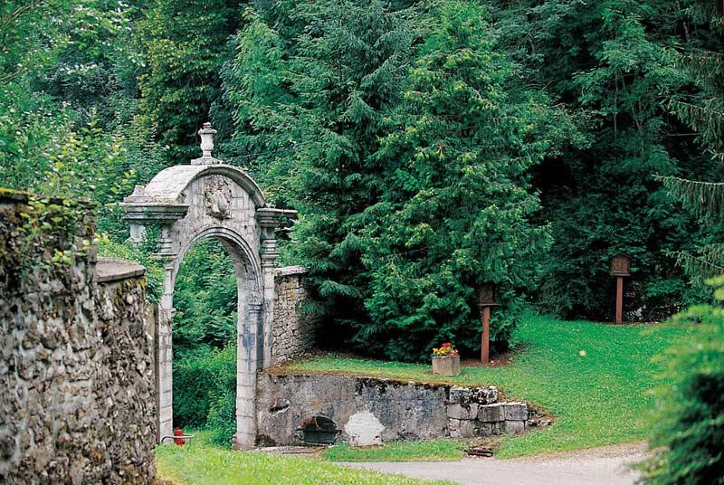 Ancienne abbaye cistercienne lucelle - Office du tourisme altkirch ...