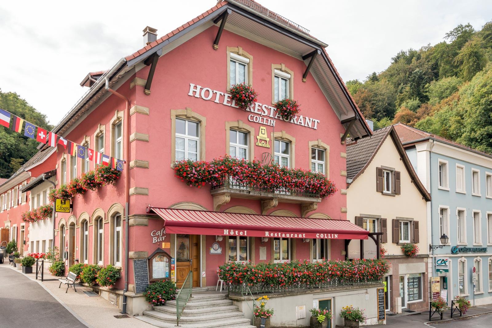 Hôtel-Restaurant Collin Ferrette