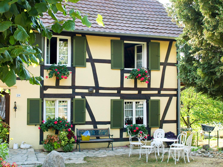 Das Dorf Friesen und sein Bauerbe-Rundgang