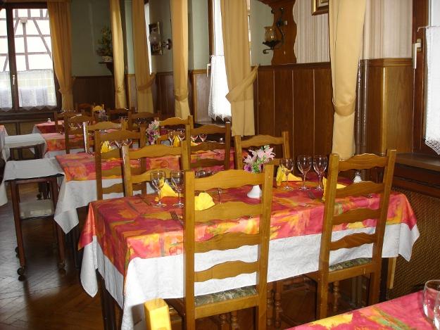 Restaurant Au Lion d'Or  ROPPENTZWILLER