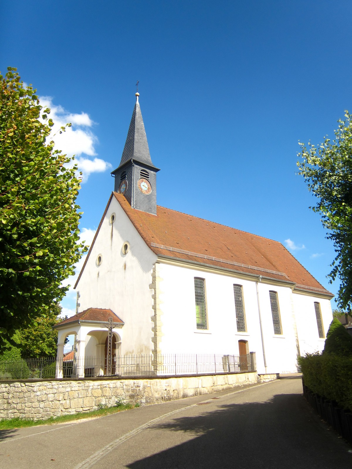 Neuwiller Church © Vianney-MULLER