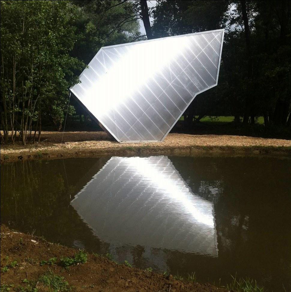 Papillon, oeuvre Stuwa 2016