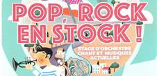 Pop Rock en Stock Orchestre d'harmonie de jeunes et Musiques Actuelles
