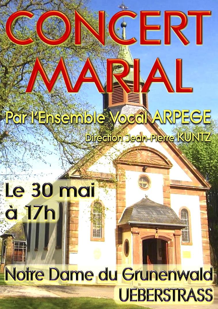 Ensemble Vocal Arpège Waldighoffen