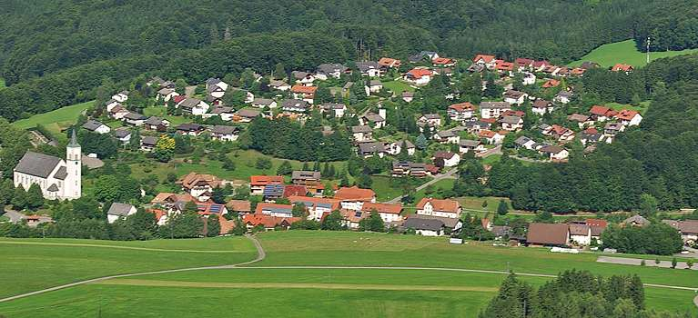 Sortie Club Vosgien : Rickenbach (D)