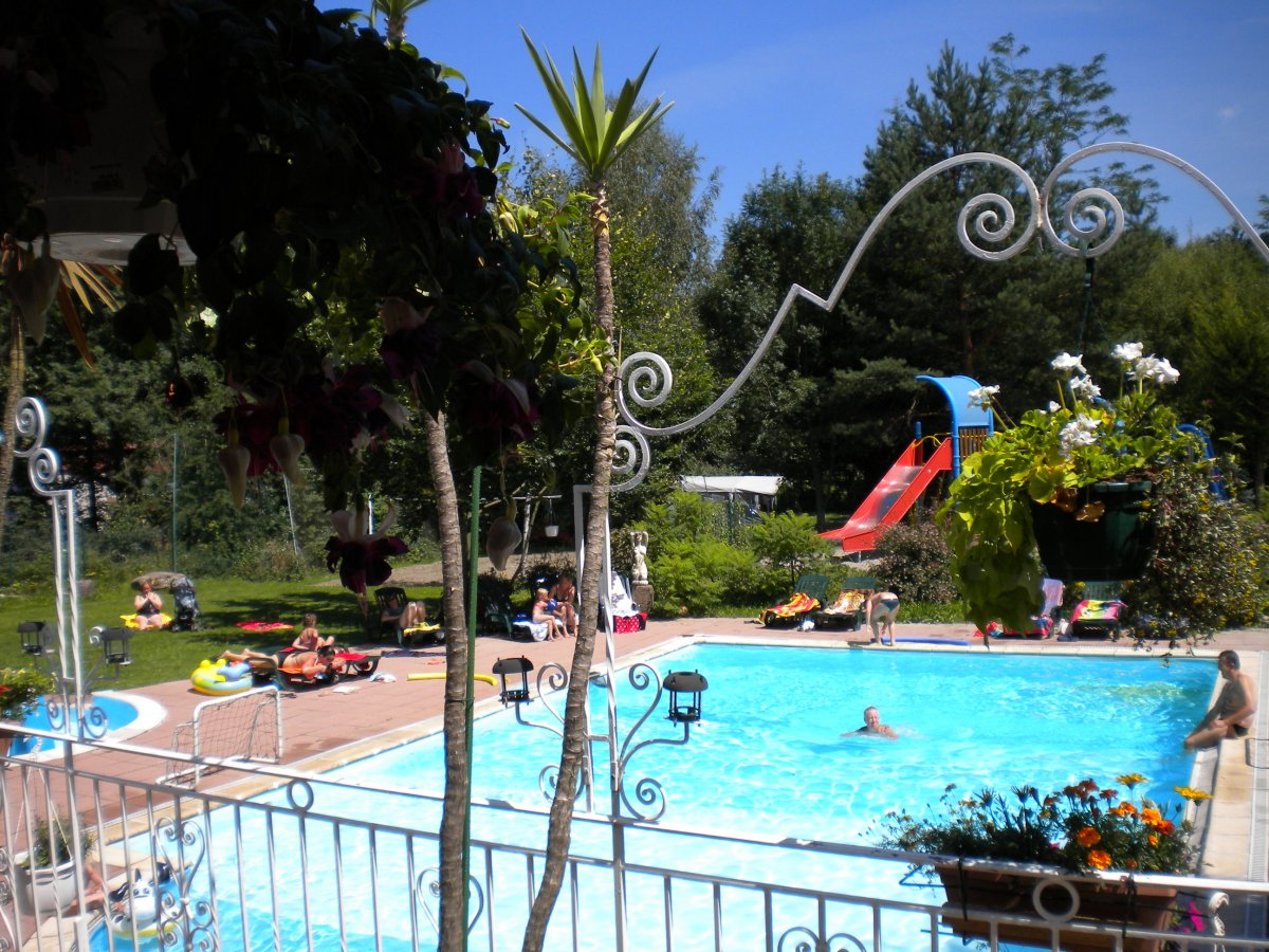 ... Campsite Les Reflets Du Val Du0027Argent