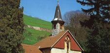 Eglises, chapelles et calvaires en Val d'Argent