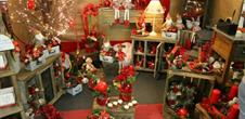 Handicraft and country Christmas market