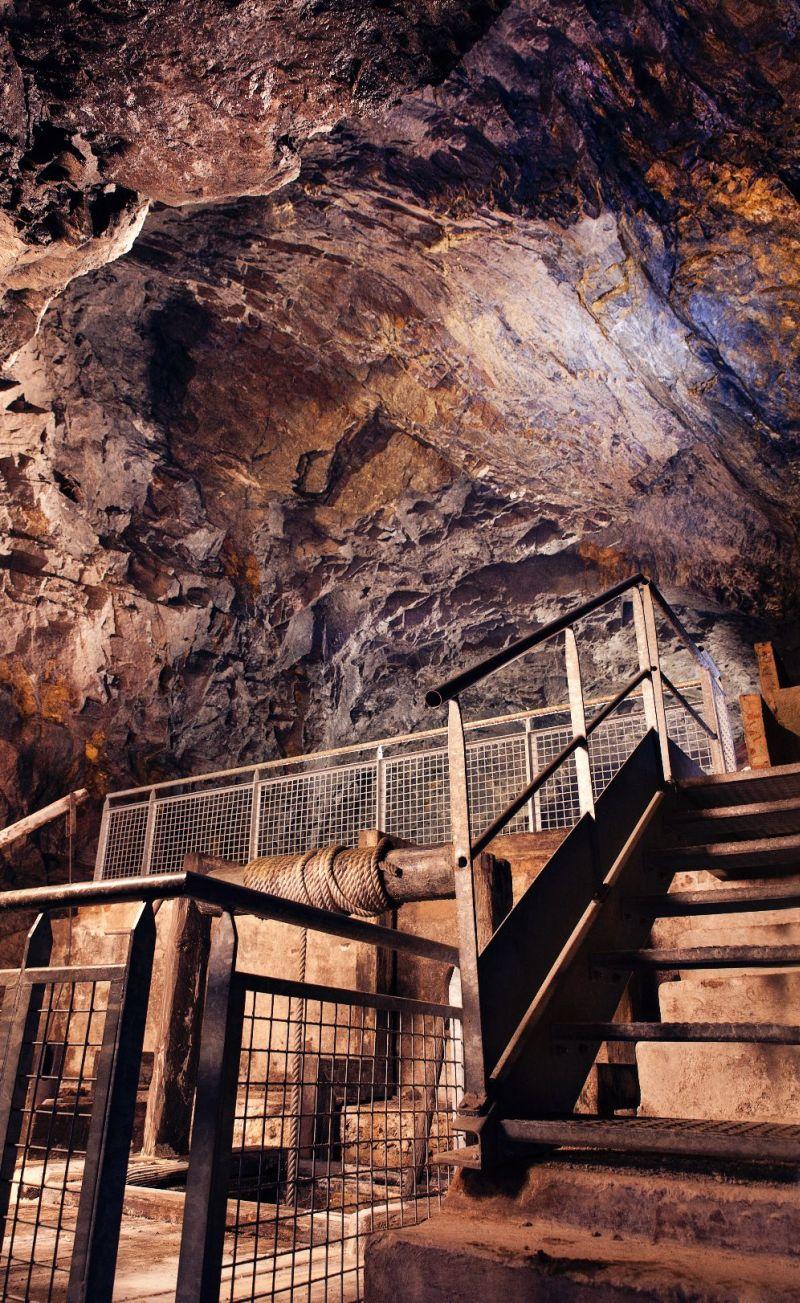Visit of the silvermine TELLURE / Saint-Jean Engelsbourg