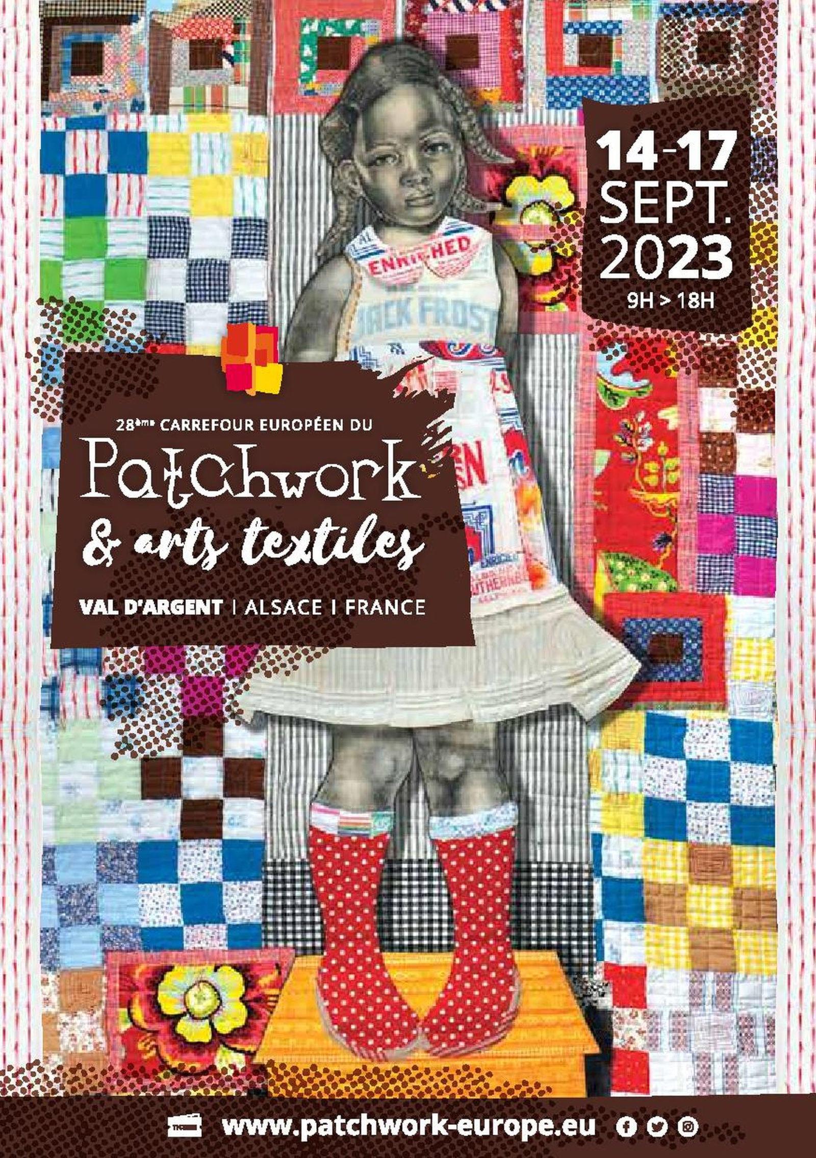 25ème Carrefour Européen du Patchwork
