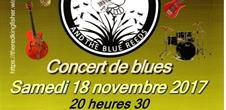 Concert the Red Kingfisher et the Blue Reeds