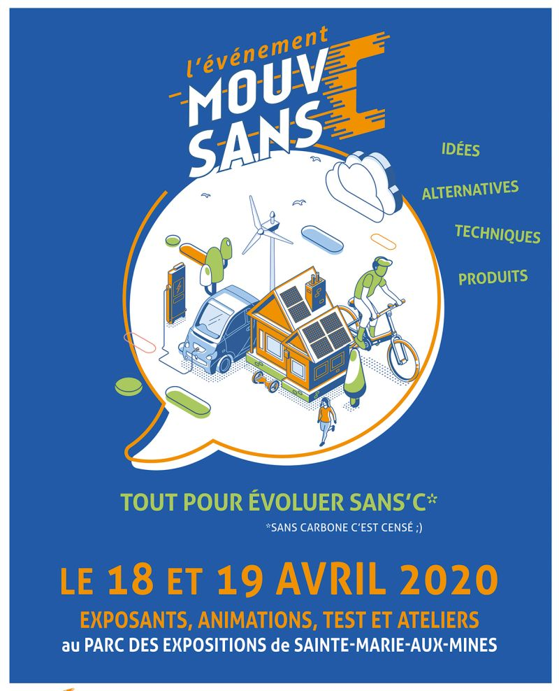 ANNULATION : Salon Mouv sans carbone