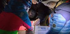 Children Escape Game in Tellure Silvermine