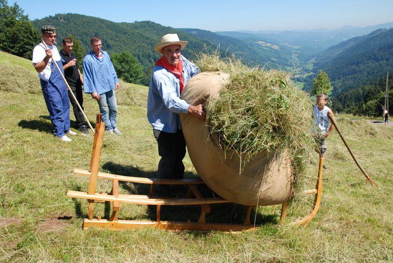 Exposition : l'agriculture en Val d'Argent