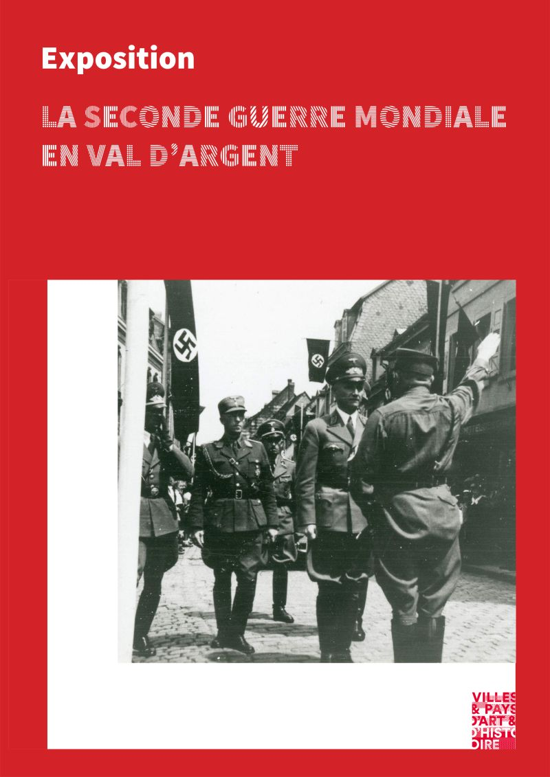 Exposition : la 2ème guerre mondiale en Val d'Argent