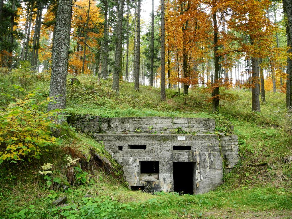 """Partez en """"solo"""" sur les traces des vestiges de la Grande Guerre"""