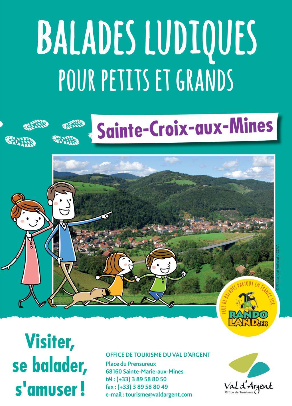 Balade ludique à Sainte-Croix-aux-Mines