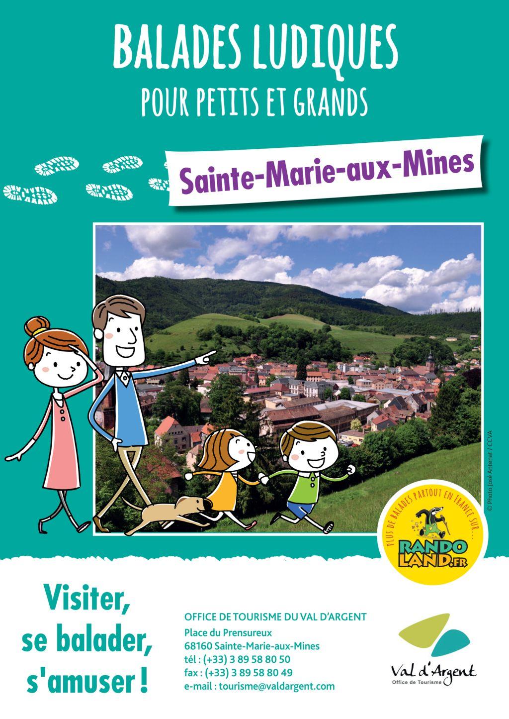 Balade ludique à Sainte-Marie-aux-Mines