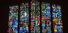 Stained glass of Art Tristan Ruhlmann