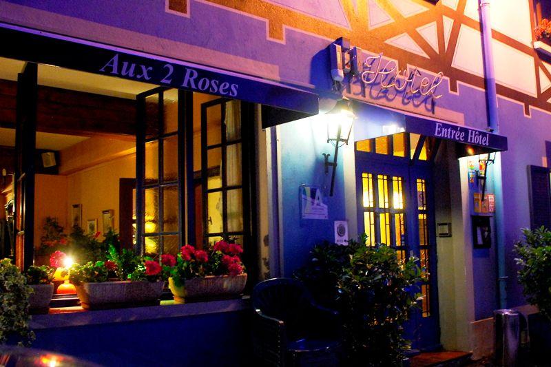 Hôtel-restaurant Aux Deux Roses
