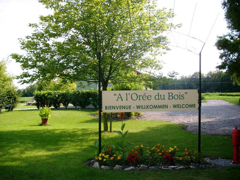 Camping Orée Du Bois - Camping grounds A l'Orée du Bois Geiswasser