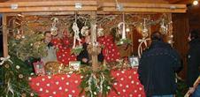 Marché du gui de Noël