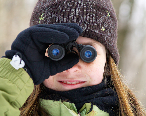 Vacances hivernales : picoti-picotons