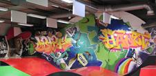 Skatepark liberty planet