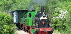 A toute vapeur le long du Rhin