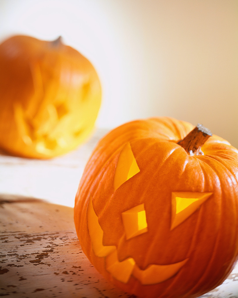 Halloween ou les folies automnales