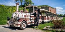 Visite de la ville et des remparts de Neuf-Brisach en petit train touristique (copie)