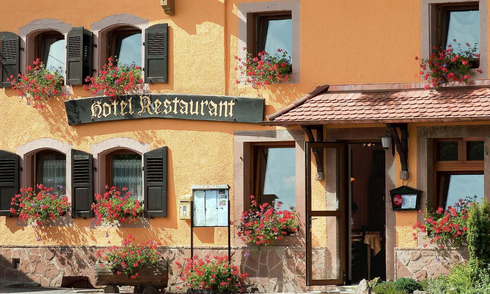 Hôtel-Restaurant Neuhauser