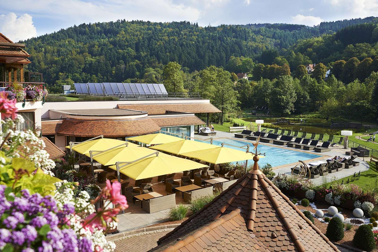 Hôtel-Restaurant Julien & Spa