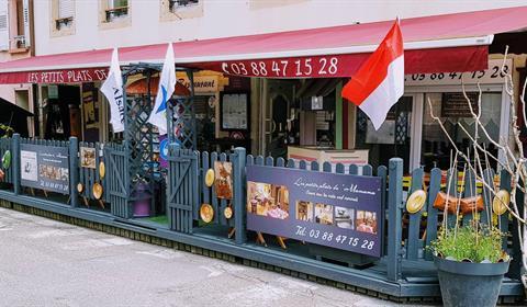 Restaurant Winstub Les petits plats de 'Mamama'